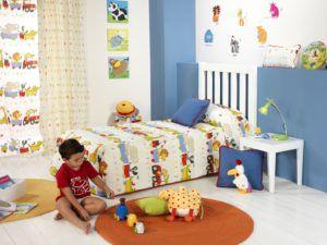 Dekoracje pokoju dla dziecka, dekoracje pokoju dziecięcego dla chłopca
