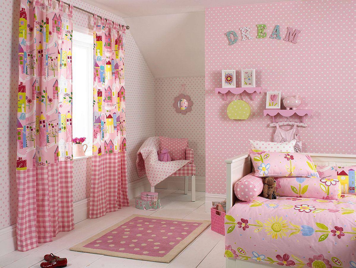 oslony okienne do pokoju dziecka