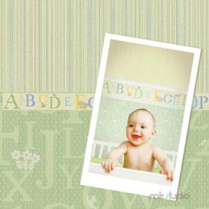 Tapety do pokoju dla niemowlaka
